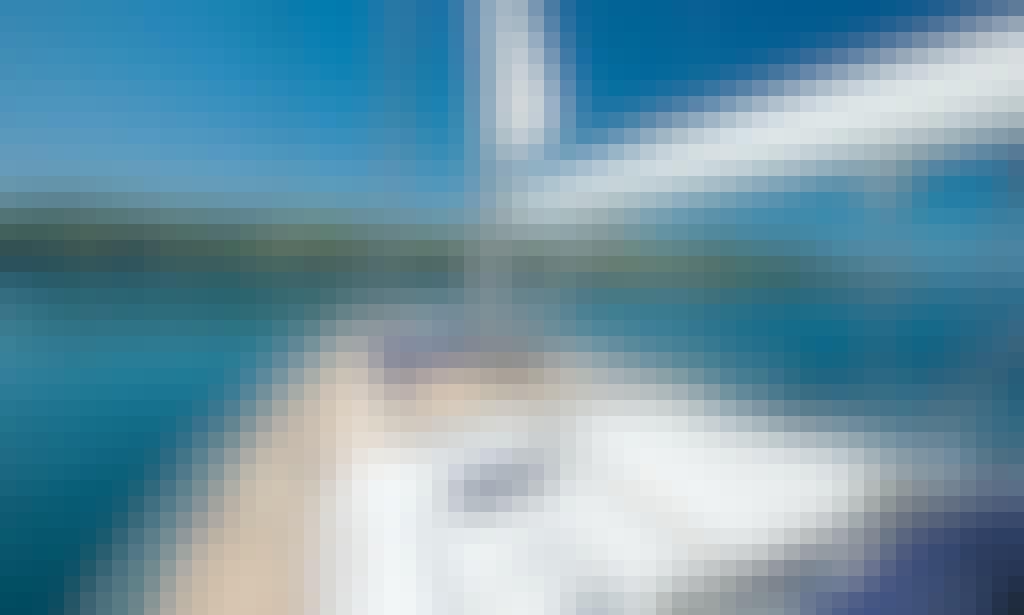 Beneteau Oceanis Clipper 523 Beautiful Sailboat in Albania
