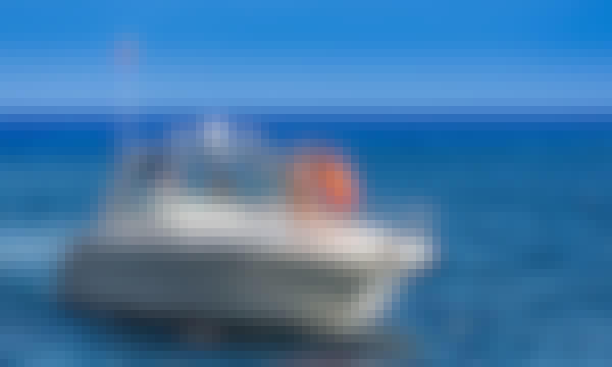 Motor Yacht rental in Lombo Do Doutor