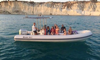 Scala dei Turchi Exclusive Boat Tour