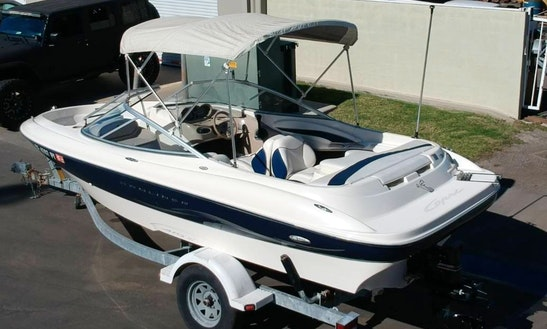 21' Bayliner Bowrider For 7 People In Newport Beach