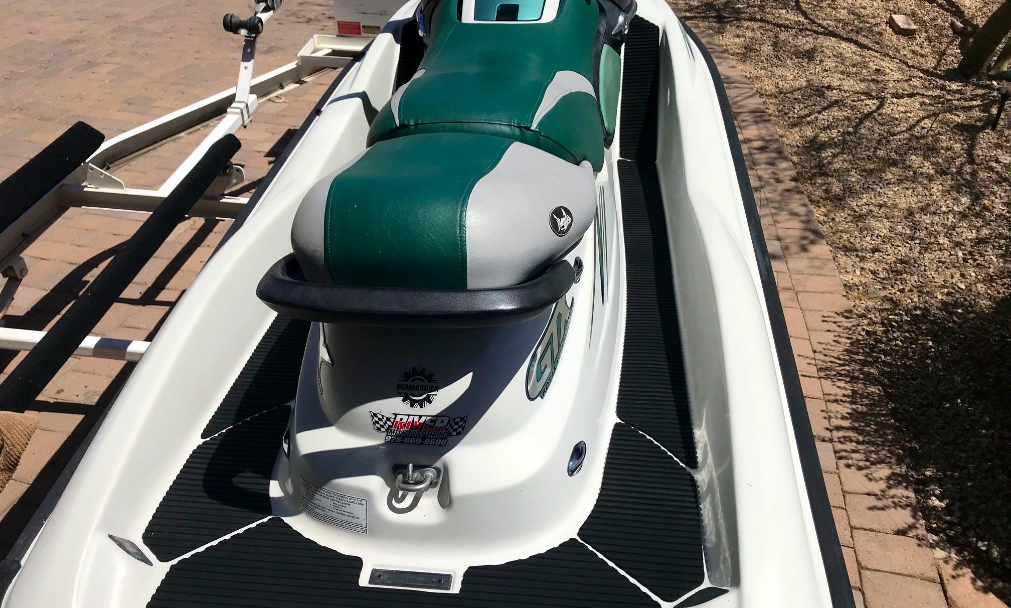 2 Jet Ski w/ Trailer in Mesa