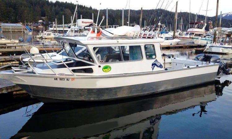 28' Eclipse Fishing Boat in Alaska