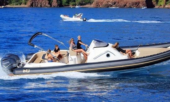 Charter 38' Prince Rigid Inflatable Boat In San Äwann, Malta