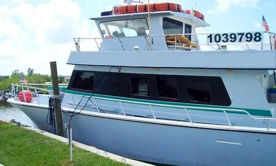 65' Head Boat Fishing Charter In Montauk, Ny