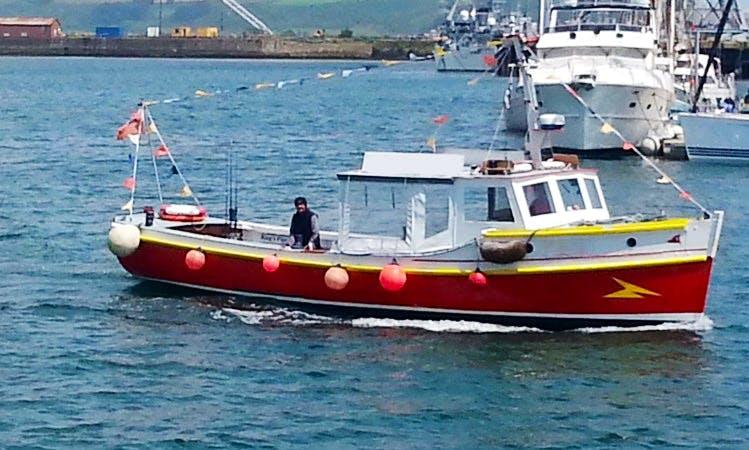 """Girls Jenny"" Boat Fishing Trips  in Falmouth"