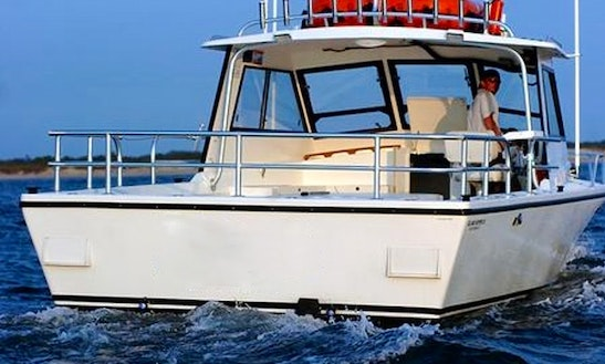 Sport Fisherman Fishing Charter In Gig Harbor