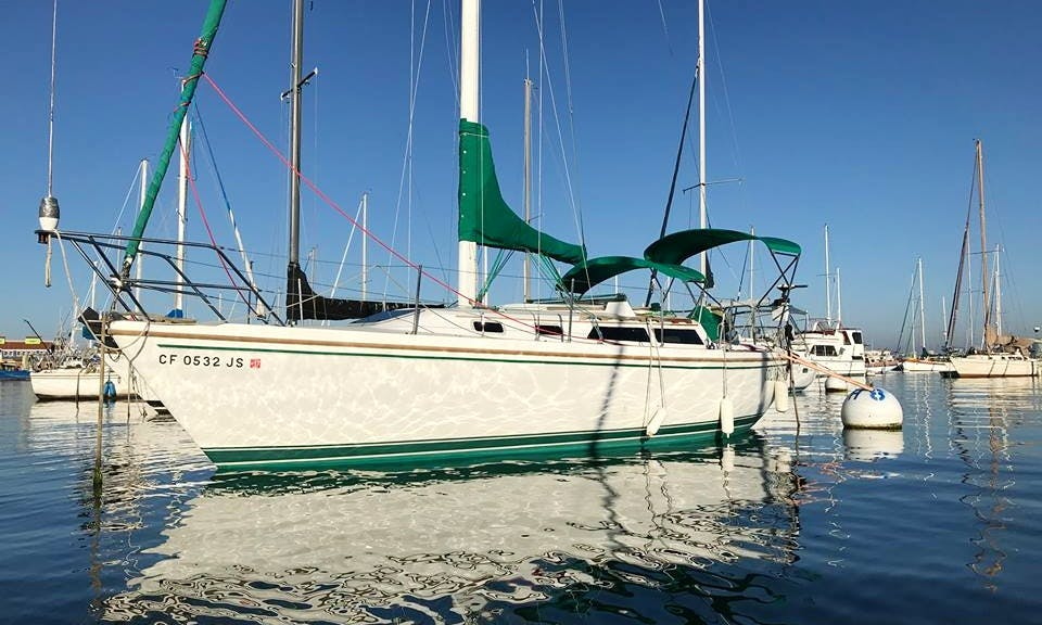 Private Sailing Tour on San Diego Bay with Captain Ruslan