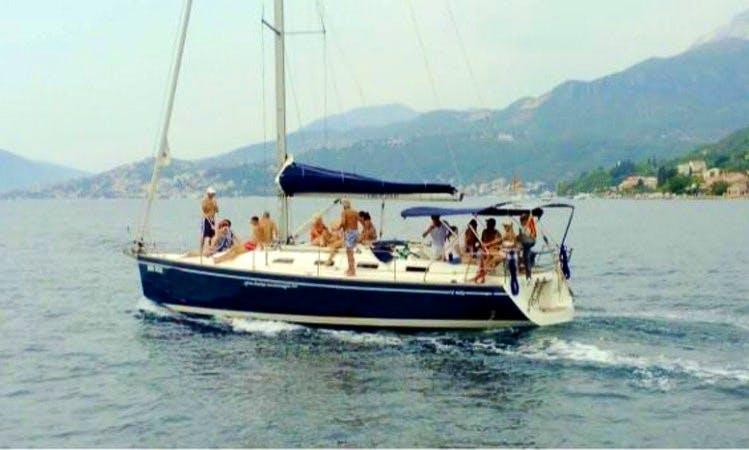 Charter Y40 Vagabund Cruising Monohull in Kotor, Montenegro