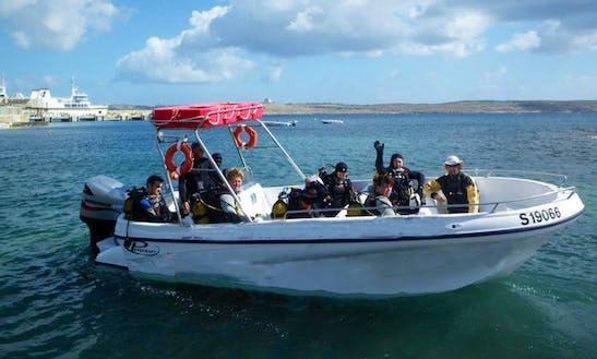 Diving In Il-mellieħa