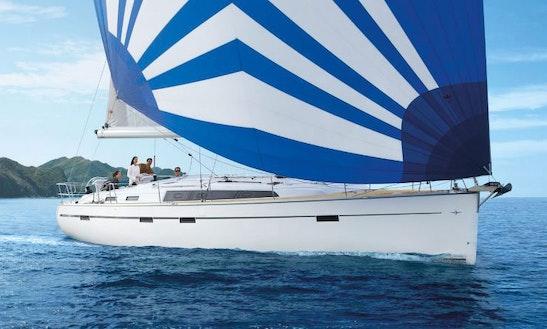 Charter 51' Bavaria - Calipso Cruising Monohull In Palermo, Italy