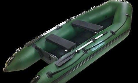 Rent Pro 330 Rigid Inflatable Boat in Sankt Jakob, Austria