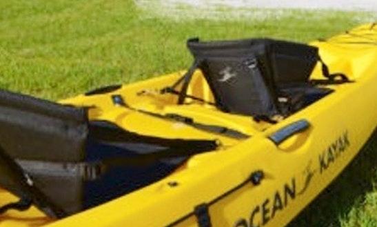 Kayak In Cocoa Beach