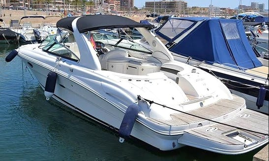 Rent Sea Ray S940 Powerboat In Palma, Spain