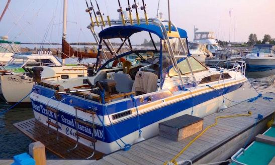 Motor Yacht Rental In Grand Marais