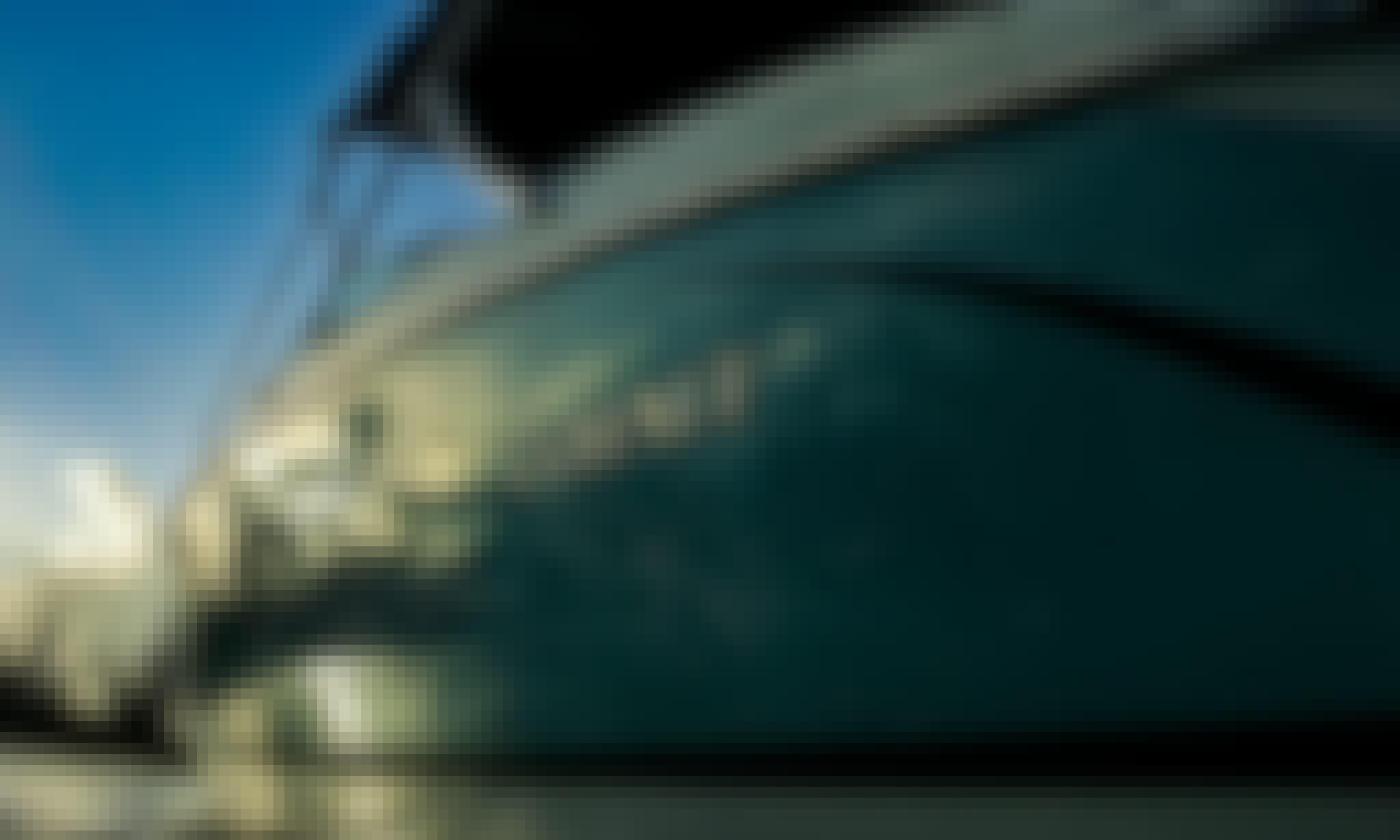 Cobalt R5 Bowrider Boat Rental In West Bay, Cayman Islands