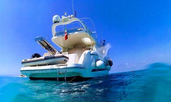 Atlantique 48 Charter Tropea, Italy