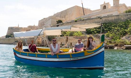 Passenger Boat Rental In Tas-sliema