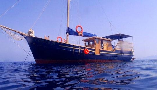 Gulet Diving Trips In Paphos, Cyprus