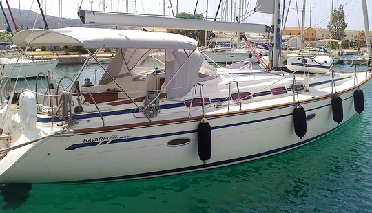 Charter 47' Bavaria 46 Cruiser Cruising Monohull In București, Romania