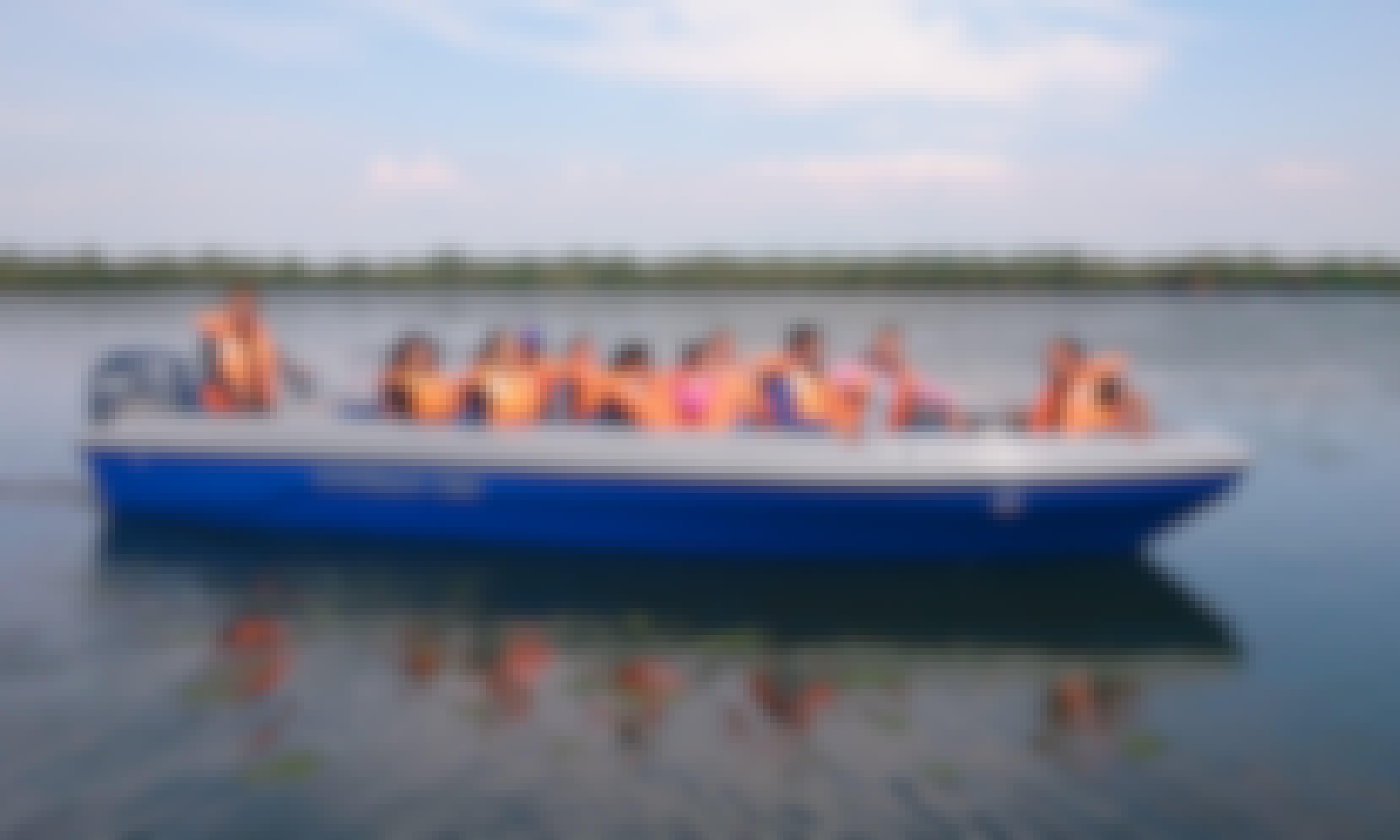 Boat Wildlife Tour in Mila 23, Danube Delta, Tulcea, Romania - all inclusive