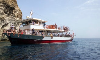 Sightseeing Cruises to Comino Island