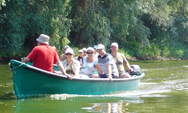 Multi-day Charter trip on a Dinghy in Mila 23, Romania
