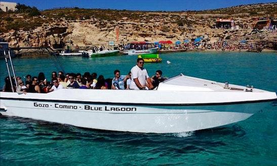 Charter 33' Cuddy Cabin In San Pawl Il-baħar, Malta
