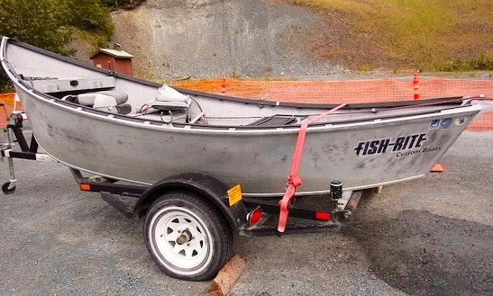 Drift Boat Rental In Cooper Landing, Alaska