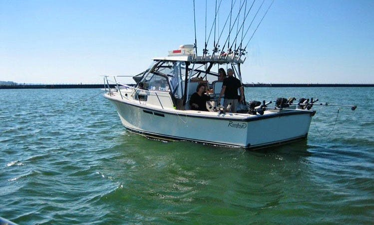 29' Sport Fishing Charter In Penfield