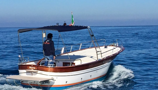 Gozzo 7.5 Meters (captained)