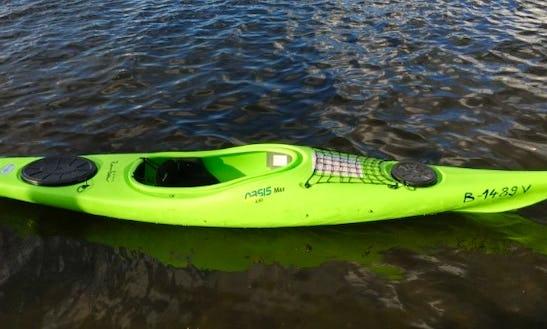 Single Kayak Rental In Berlin