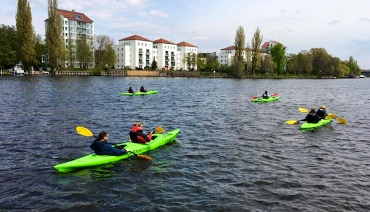 Double Kayak Rental In Berlin