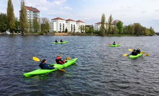 Double Kayak Rental In Berlin
