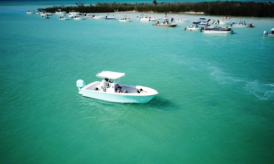 Rent Center Console For 6 People In Key West, Florida