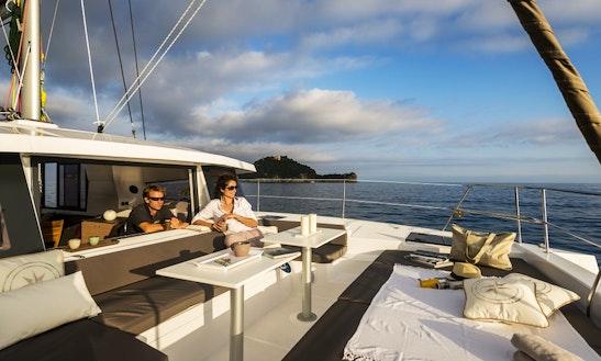 Charter The New Bali 4.1 Sailing Catamaran In Propriano, Corsica