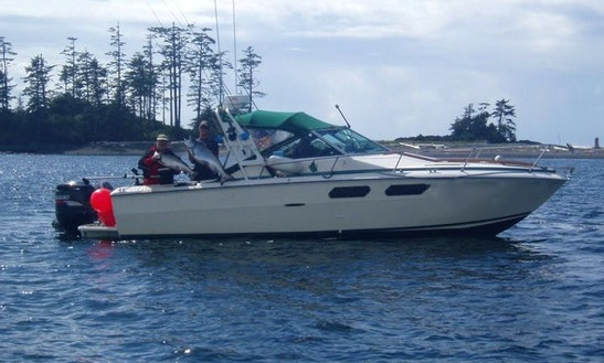 Fishing Trip On 26ft