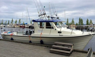 Enjoy Fishing in Lappeenranta, Finland on Cuddy Cabin