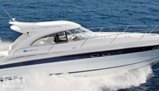 8 Person Luxury Yacht Rental In Porto Cheli, Greece
