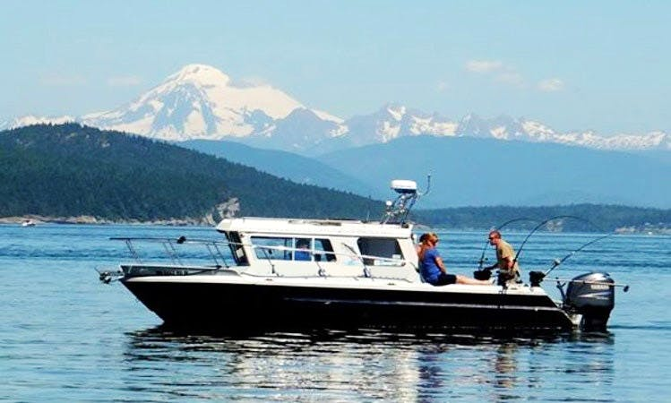 Enjoy Fishing In Anacortes, Washington With Captain Brett
