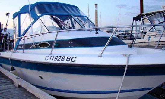 Mid Island Fishing Charter In Campbell River
