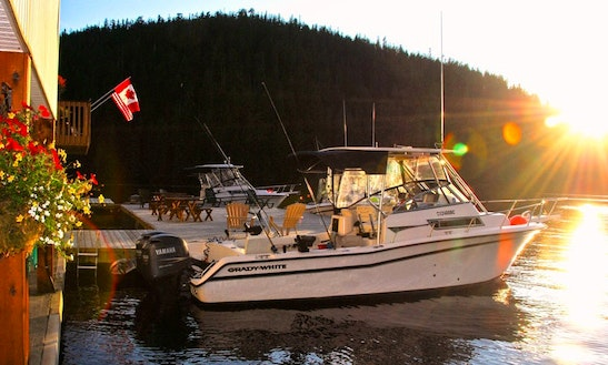 Guided Fishing Vacation On Nootka Island