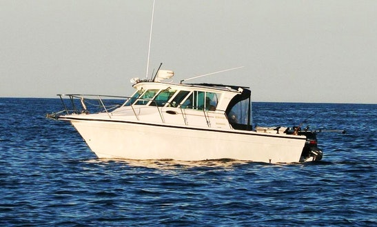 Blue Pacific Fishing Charter In Ucluelet
