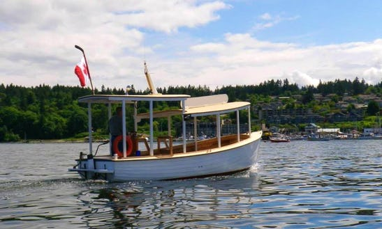 Boat Tour In Cowichan Valley D