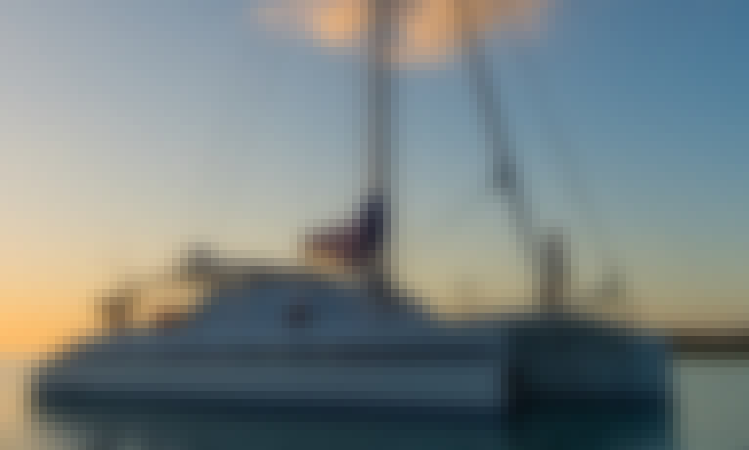 46ft Soubise Sailing Catamaran Boat Cruise in Newport, Rhode Island - Fully Booked will be available on September 3