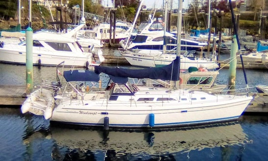 Sailboat Charter 38ft