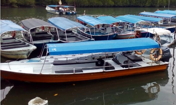 Captained Boat Tours in Langkawi, Malaysia