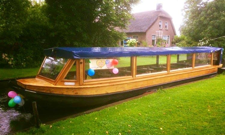 Boat Tours in Giethoorn, Netherlands