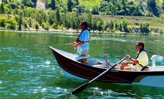 Hyde Drift Boat Rentals In Castleagar