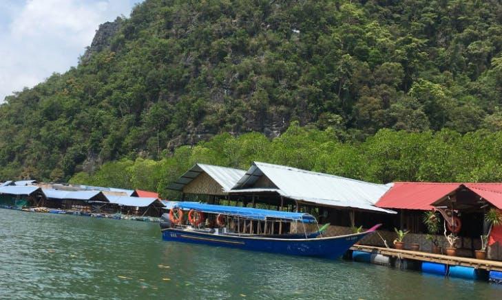 Boat Tours Departing from Langkawi, Malaysia