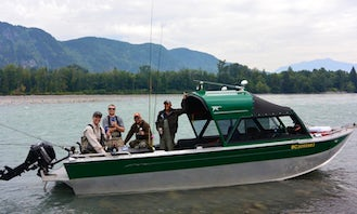 Take a Day on the Water Fishing in Kitimat-Stikine C